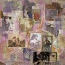 Transparency Collage print by Donnalda Smolens
