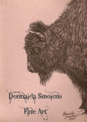 Buffalo by Donnalda Smolens
