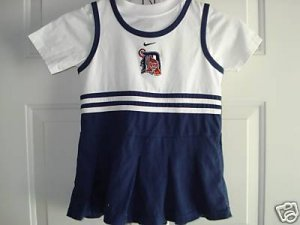 *Free Shipping* BN Nike Detroit Tigers Dress 4T