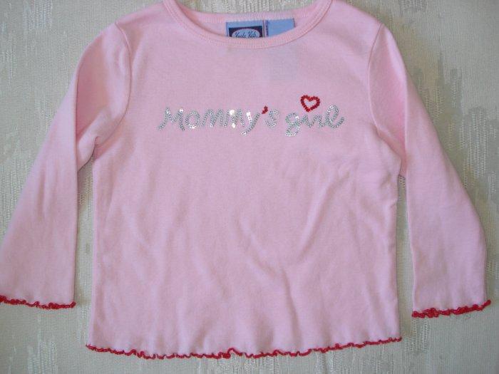 Free Shipping Koala Kids Mommy's Girl Shirt 24mo
