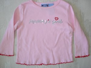 Free Shipping Koala Kids Mommy's Girl Shirt 24mo
