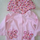 Free Shipping Baby Guess Butterfly Jacket 6-9mo