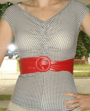 *Free Shipping* Nordstrom Gingham Top $80!