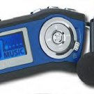 iRiver 1GB MP3 Player with Color Display  Blue