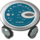 Insignia Portable CD Player with MP3 CD Playback and FM Tuner