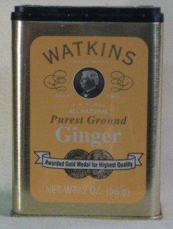 Watkins Purest Ground Ginger
