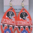 Atlanta Falcons Ear Rings