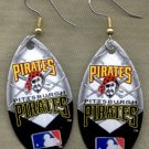 Pitsburgh Pirates Ear Rings