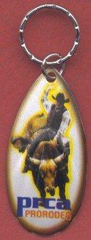 Professional Rodeo Cowboy Association Key Chain