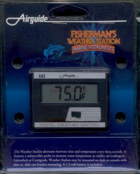 Fisherman's Weather Station