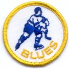 St. Louis Blues Embroidered Patch