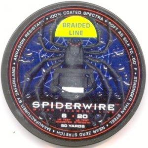 Spider Wire Braided Line