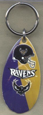 Baltimore Ravens Key Chain