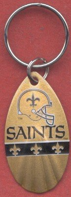 New Orleans Saints Key Chain
