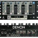 Denon DNX500 Mixer