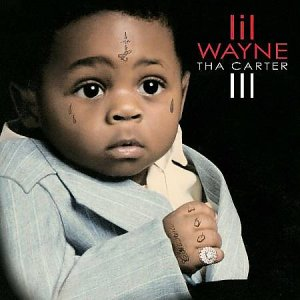 Lil Wayne Tha Carter III CD (Clean Version)