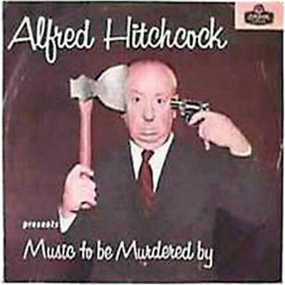 """Alfred Hitchcock """"Music To Be Murdered By"""" CD"""