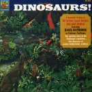 "Basil Rathbone ""Dinosaurs"" CD"