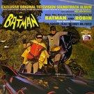 Batman TV Soundtrack CD