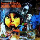 BBC SOUND EFFECTS DEATH AND HORROR NO. 13 CD