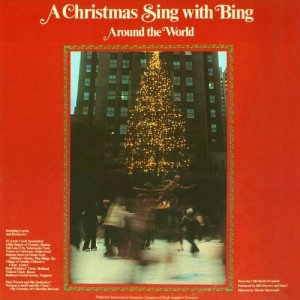 """Bing Crosby - """"A Christmas Sing With Bing Around The World"""" CD"""