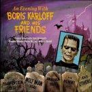 Boris Karloff An Evening With Boris Karloff And Friends CD