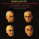 Boris Karloff Tales Of Mystery & Imagination CD