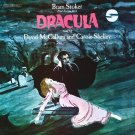 "David McCallum and Carole Shelley Read Bram Stoker's ""Dracula"" CD VERY RARE!"
