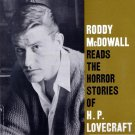 Roddy McDowall Reads The Horror Stories Of H. P. Lovecraft CD VERY RARE