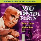 Mad Monster Party Movie Soundtrack CD