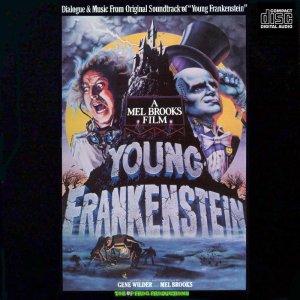 Young Frankenstein Movie Soundtrack CD
