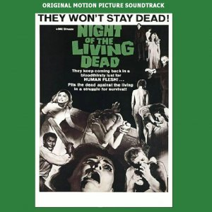 Night Of The Living Dead 1968 Soundtrack CD
