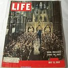 Life Magazine May 16 Princess Margaret Wedding Dick Clark LBJ