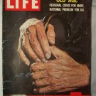 Life Magazine July 13 Old Age Kruschev Poussin US Navy