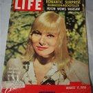 Life Magazine Aug 17 1959 May Britt Nixon Rockefeller Rasmussin