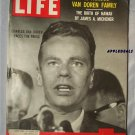 Life Magazine Oct 26 1959Van Doran family Michner Hawaii