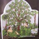 ADAM & EVE Bible Series GENESIS The Cat's Meow Village Bible Series