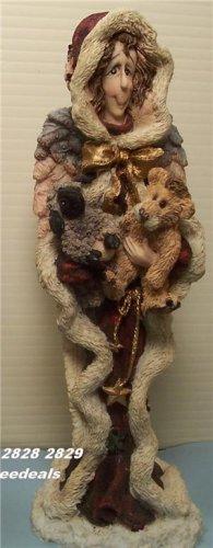 Boyds Bears Folkstone Figurine Abigal Angel 2829 Peaceable Kingdom