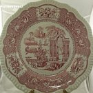 Pagoda Spode China Plate - Archives Regency Collection