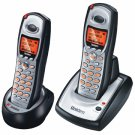 Uniden TRU8860-2 - 5.8 GHz Digital Expandable CID Cordless Phone - with Extra Handset
