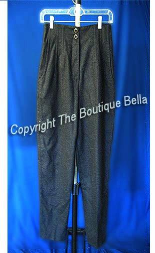 Size 6 36 Petite Laurel Fall Wool Cashmere Pants Slacks