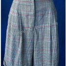 SIZE 6 - Talbots Glen Plaid Long Shorts Golf Or Vacation