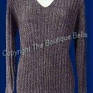 SIZE LRG - 12 GAP Comfy Fall-winter Sweater Top