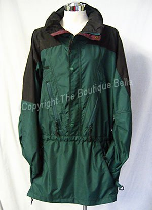 Size Med/Large - Columbia winter jacket with hood