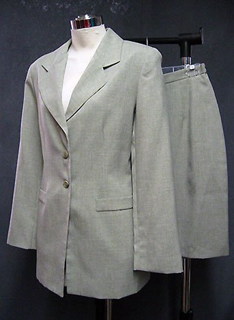 Size 10  pet CAREER Interview JHOOK Professional skirt suit