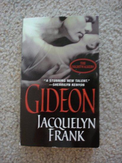 Jacquelyn Frank - Gideon (The Nightwalkers, Book 2)