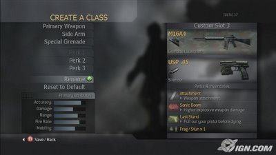 Call of Duty 4 Weapon Usage Tutorial BEGINNER