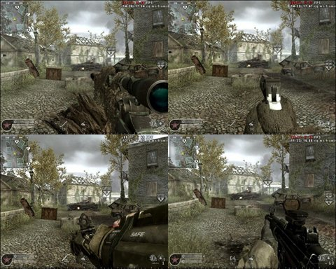 Call of Duty 4 Multi player Strategies BEGINNER