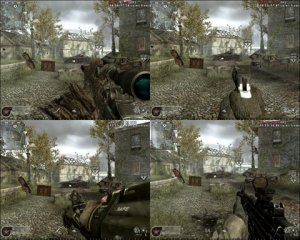 Call of Duty 4 Multi player Strategies ADVANCED