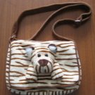 Tiger Purse, Plush Tiger Bag, Girl's Purse, Toddler Bag
